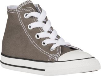 Converse Hi Basketball Shoes - Charcoal