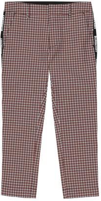 BURBERRY KIDS Check pants