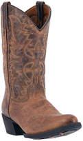 Laredo Mens Birchwood Block Heel Cowboy Boots