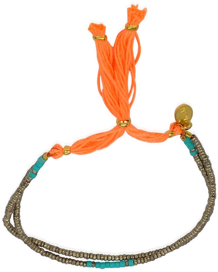 Shashi Karen Bracelet Orange