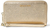 MICHAEL Michael Kors Metallic Large Multifunction Phone Wallet