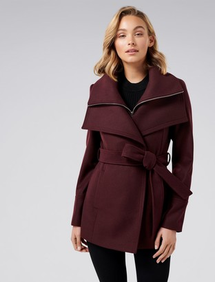 Ever New April Cropped Coat