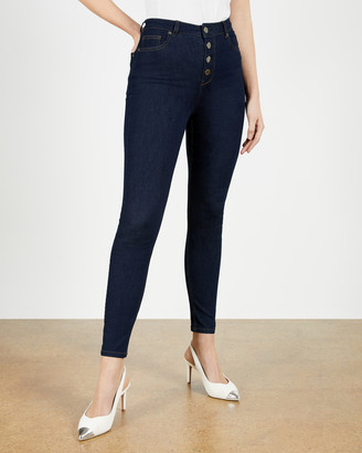 Ted Baker LEPPIE Button detail jeans