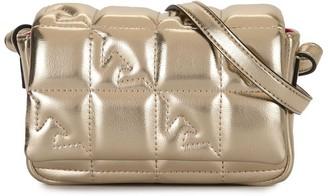 Emporio Armani Kids Metallic Shoulder Bag