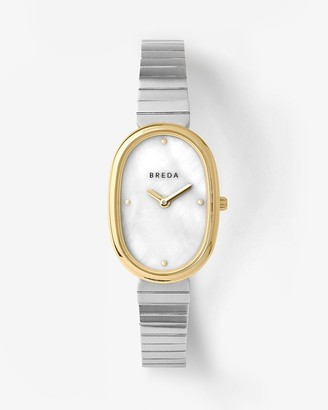 Express Breda Two-Tone Jane Watch