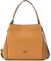 Coach Edie shoulder bag - women - Leather - One Size