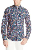Moods of Norway Men's Arne Vik Slim Fit Shirt