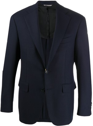Canali Fitted Formal Blazer
