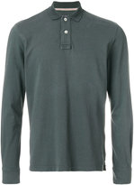 Eleventy long sleeved polo shirt - men - Cotton - M