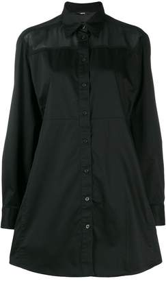 Diesel shirt mini dress