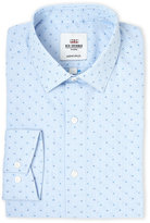 Ben Sherman Blue Tailored Slim Fit Dress Shirt