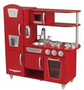 Kid Kraft NEW Red Vintage Play Kitchen