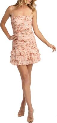 Bardot Remi Floral Minidress