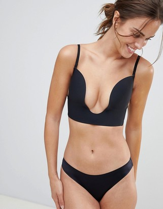 Fashion Forms seamless u plunge bra