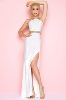 Mac Duggal Flash Style 66082L