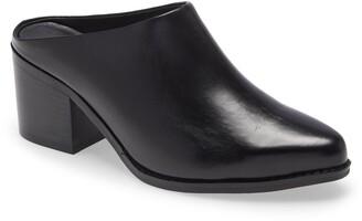 INTENTIONALLY BLANK Jolene Leather Clog