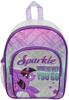 My Little Pony Glitter Backpack with Pocket