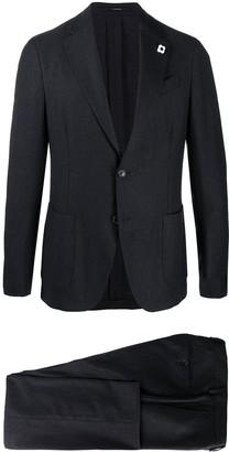 Lardini Single-Breasted Tailored Suit
