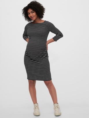 Gap Maternity Modern Boatneck Dress
