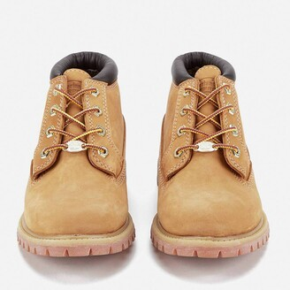Timberland Women's Nellie Nubuck Chukka Boots - Wheat