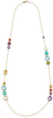 Ippolita Rock Candy 18K Gold & Multi-Stone Necklace