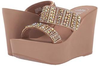 Yellow Box P-Edin (Toast) Women's Sandals