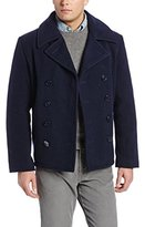 Alpha Industries Men's USN Peacoat