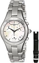 Baume & Mercier Women's MOA10012 Linea Chronograph Watch