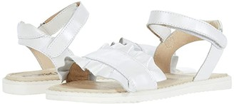 Old Soles I'm-Frilled (Toddler/Little Kid) (Nacardo Blanco) Girl's Shoes