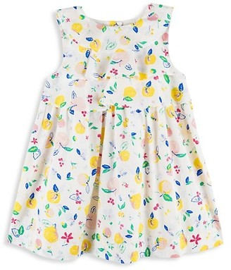 Petit Bateau Baby Girl's Fruit Print Dress