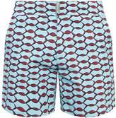 Vilebrequin Merise Fishnet-print swim shorts