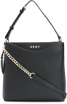 DKNY Logo Tag Shoulder Bag