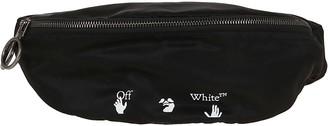 Off-White Ow Logo Nylon Basic Fannypack