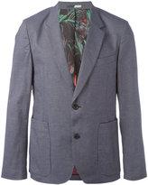 Paul Smith patch pocket blazer - men - Cotton/Spandex/Elastane/Viscose - 38