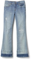 Gap 1969 High Stretch Skinny Flare Jeans