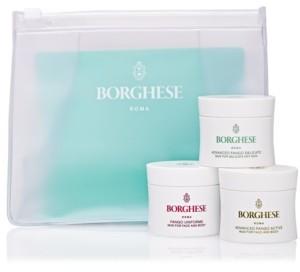 Borghese 4-Pc. The Three Mask-eteers! Mini Mask Set