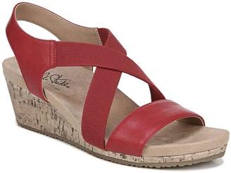 LifeStride Mexico Women's Wedge Sandals