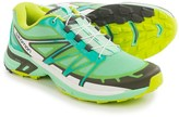 Salomon Wings Pro 2 Trail Running Shoes (For Women)