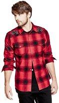 GUESS Shuttleworth Plaid Shirt