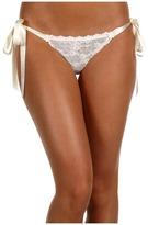 Hanky Panky Peek-A-Boo Lace Side Tie Bikini Women's Underwear