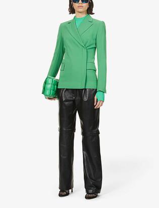 Sportmax Melinda stretch-crepe blazer