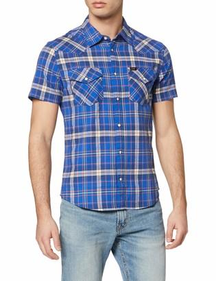Lee Men's Ss Western Casual Shirt