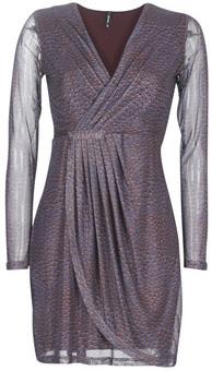 Smash Wear OKAINA women's Dress in Bordeaux
