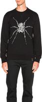 Lanvin Spider Embroidery Sweatshirt