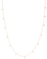 Artisan 18K Rose Gold & 0.49 Total Ct. Diamond Necklace