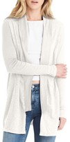 Michael Stars Women's Supima Cotton Cardigan