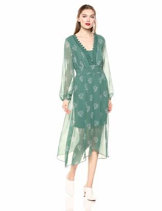 Kensie Women's Delicate Sprig Dress
