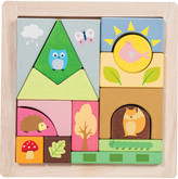 Le Toy Van Petilou Woodland puzzle blocks