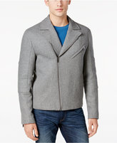 Michael Kors Men's Melton Biker Jacket