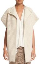 Zero Maria Cornejo Women's Zoe Cashmere & Wool Gilet